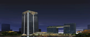 万博中央商务区数码产业总部商业楼(BA0903128地块)泛光照明及航空障碍灯工程