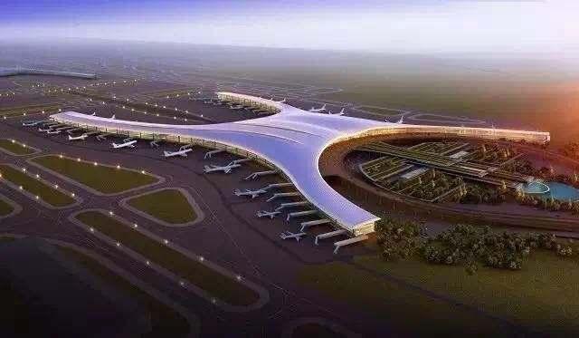 重庆江北机场 T3A航站楼项目