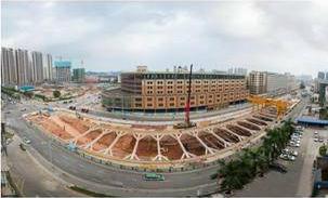 深圳市城市轨道交通10号线1011-1Z标项目部