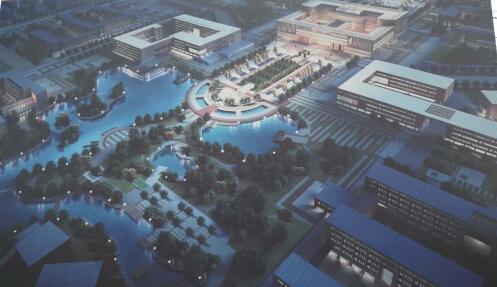 河北工程大学高新项目