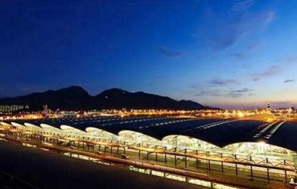 港珠澳大桥及香港国际机场第三跑道