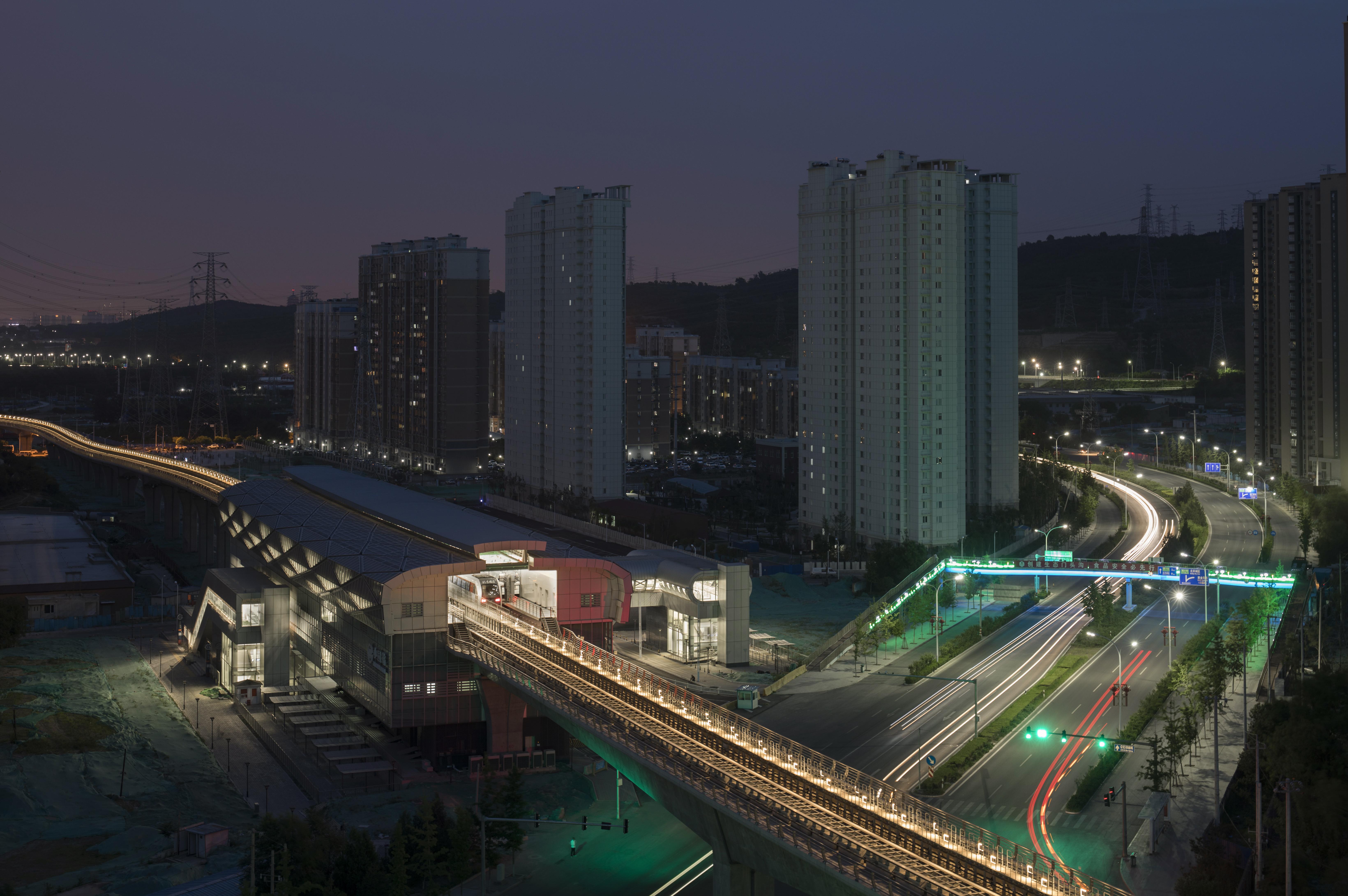 02 北京地铁S1线