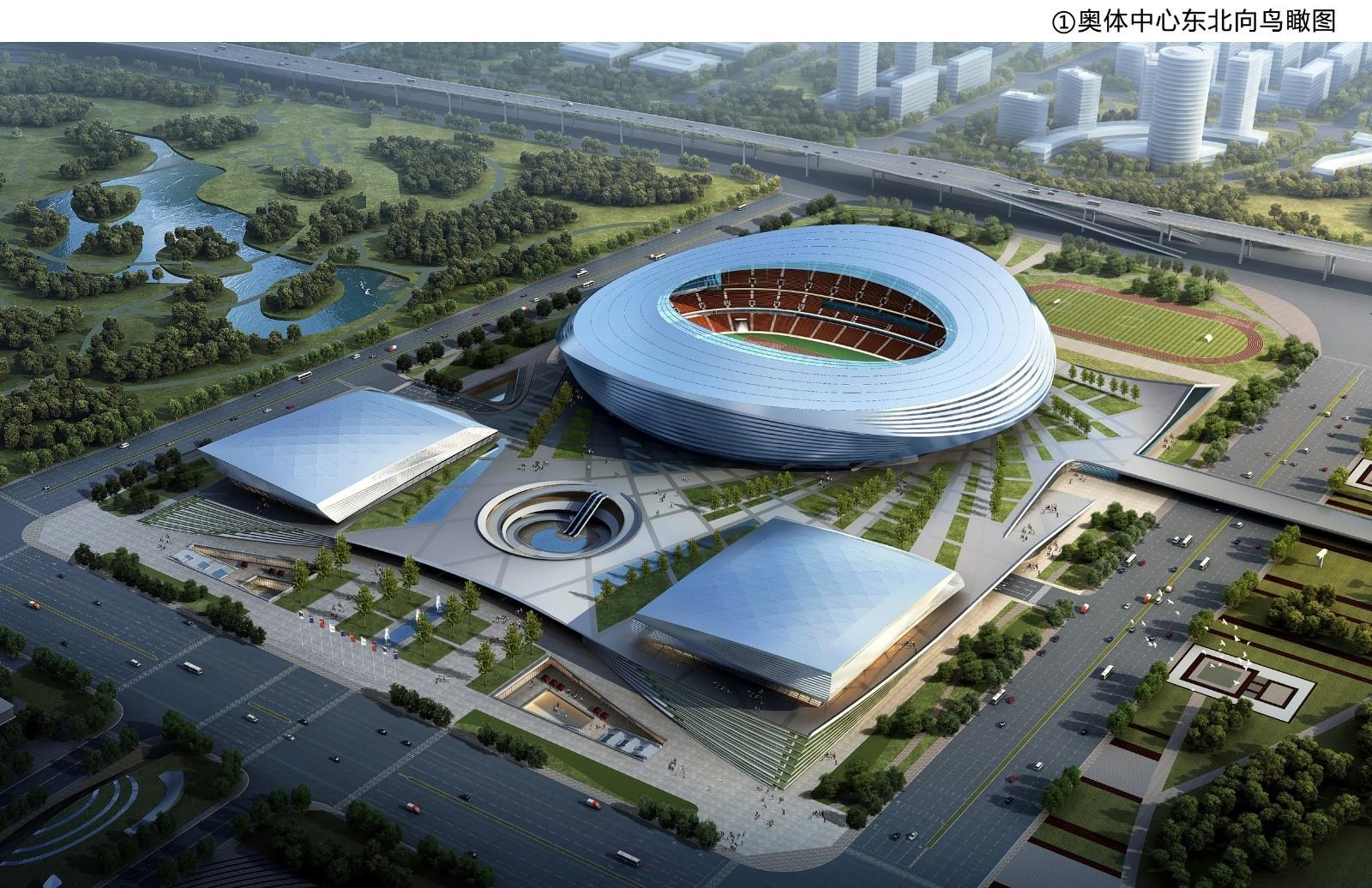 郑州奥体项目
