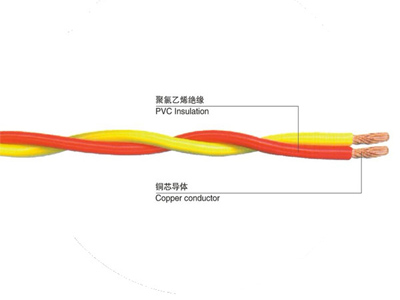RVS铜芯<em style='color:red'>对绞线</em>图片