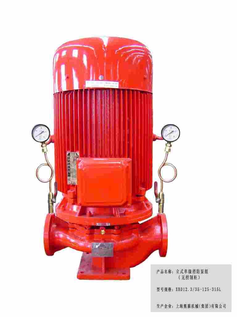 <em style='color:red'>消防</em>立式<em style='color:red'>单级泵</em>图片