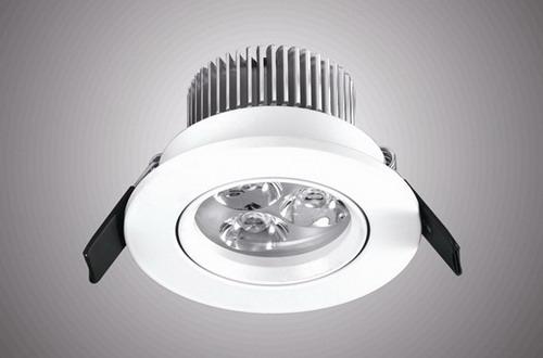 LED天花射灯图片