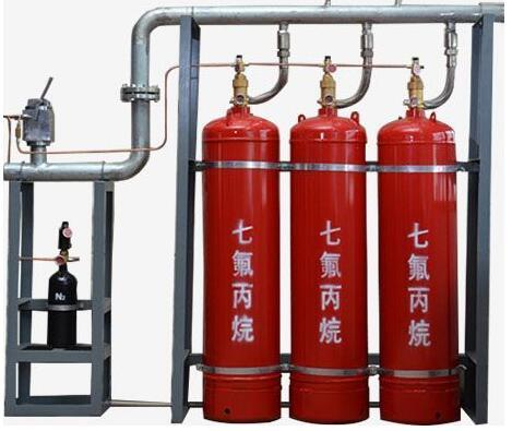 七氟丙烷<em style='color:red'>储瓶</em>图片