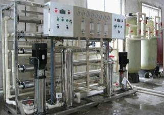 软化水成套设备图片