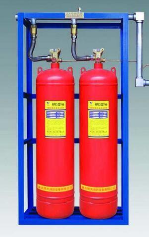 七氟丙烷<em style='color:red'>储存瓶</em>图片