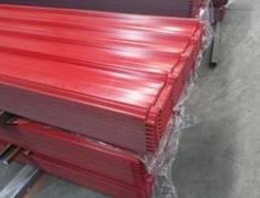 绯<em style='color:red'>红</em><em style='color:red'>彩钢板</em>图片