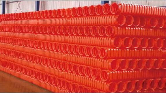 改性聚丙烯(GHFB)方形电力<em style='color:red'>单壁</em><em style='color:red'>波纹管</em>图片