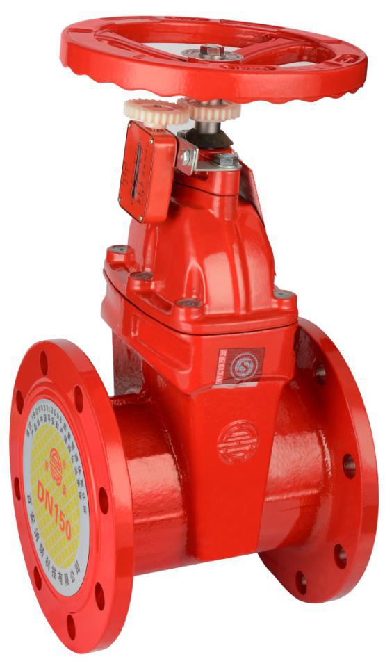 <em style='color:red'>法蘭</em><em style='color:red'>信號</em><em style='color:red'>閘閥</em>圖片