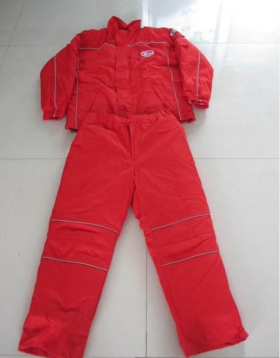 防静电棉<em style='color:red'>工服</em>(三防)图片
