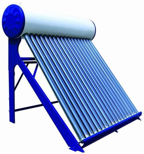 太阳能一体热水器图片