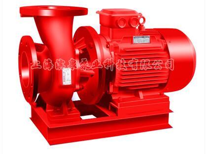 <em style='color:red'>XBD</em>-<em style='color:red'>W</em><em style='color:red'>单级</em><em style='color:red'>卧</em><em style='color:red'>式</em><em style='color:red'>消防泵</em>图片