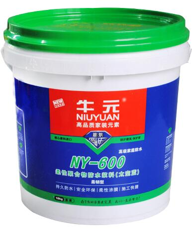 NY600柔性<em style='color:red'>聚合物</em><em style='color:red'>防水浆料</em>图片