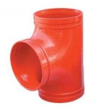 <em style='color:red'>溝槽管件</em><em style='color:red'>正三通</em>圖片