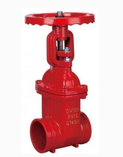 <em style='color:red'>C型</em><em style='color:red'>沟槽</em><em style='color:red'>明杆闸阀</em>图片