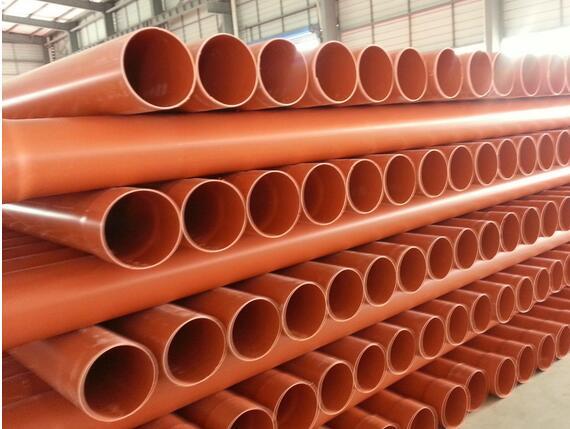 <em style='color:red'>PVC</em>-U电力管图片