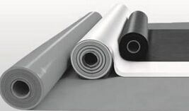 PVC高分子防水卷材图片