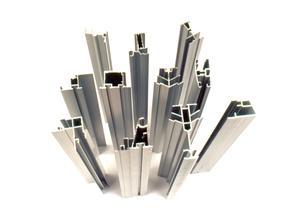 铝合金建筑型材图片