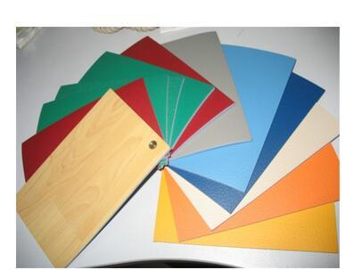 UV<em style='color:red'>光面塑胶地板</em>图片