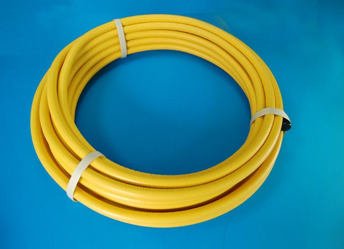 燃气管黄色图片