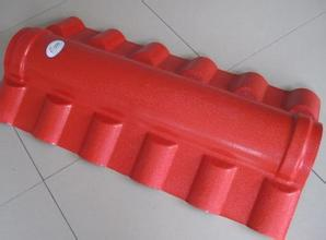 合成樹脂<em style='color:red'>斜脊瓦</em>圖片