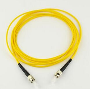 ST-ST单模单芯光纤跳线图片