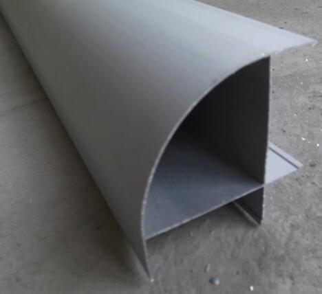 净化铝材圆弧图片