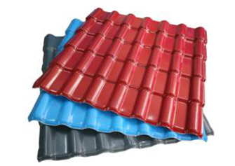 <em style='color:red'>PVC</em><em style='color:red'>工程</em><em style='color:red'>耐候瓦</em>图片