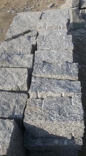 毛料石图片