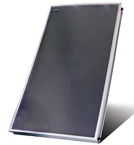 黑膜集热器图片