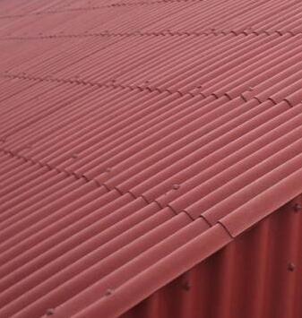 OUK轻质混凝土瓦棱钢网<em style='color:red'>实心条板</em>(聚笨颗粒)图片