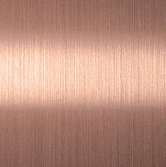 玫瑰金不锈<em style='color:red'>钢板</em>图片