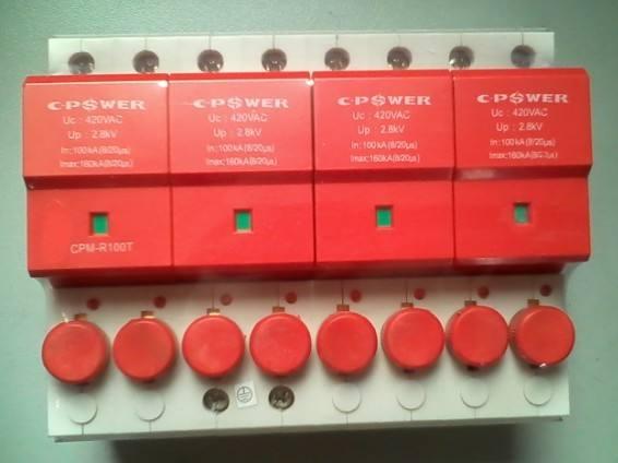 总线接口浪涌保护器<em style='color:red'>基座</em>图片