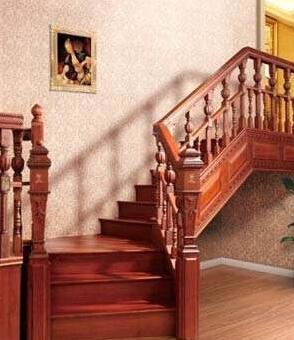 实<em style='color:red'>木楼梯</em>(含安装)图片