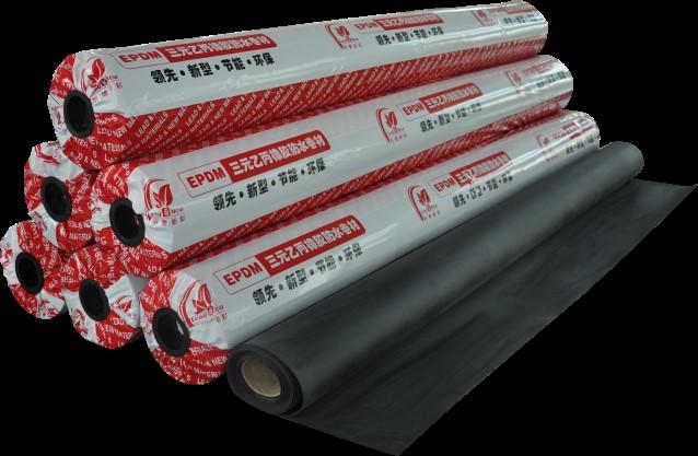 WEH-12可焊接<em style='color:red'>三元乙丙橡膠防水卷材</em>圖片