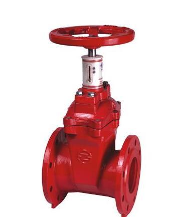 <em style='color:red'>法蘭</em><em style='color:red'>式</em><em style='color:red'>軟密封閘閥暗桿</em>圖片