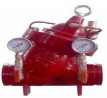 溝槽<em style='color:red'>式</em><em style='color:red'>可調</em>式<em style='color:red'>減壓閥</em>圖片