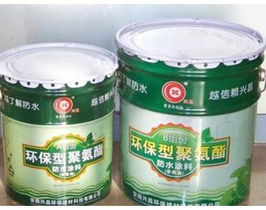 聚氨酯防水涂料圖片