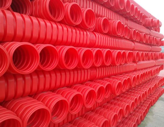 MUMPP方型<em style='color:red'>单</em><em style='color:red'>壁</em>阻燃性电力护套<em style='color:red'>波纹管</em>图片
