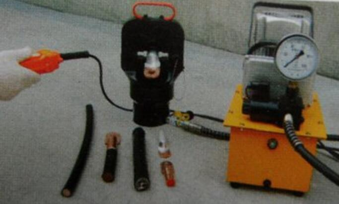 电动分离式工具<em style='color:red'>泵</em>(不含钳口)图片