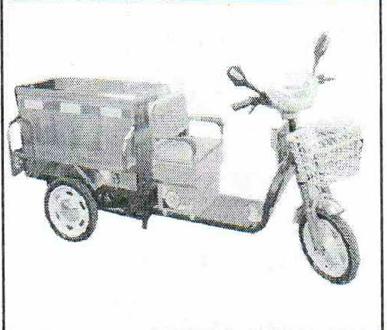 不锈钢电动车图片