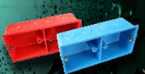 PVC<em style='color:red'>双联盒</em>图片