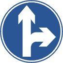 转向指示牌图片