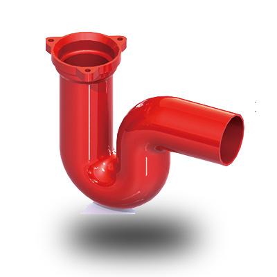 <em style='color:red'>P弯</em>(带导管)图片