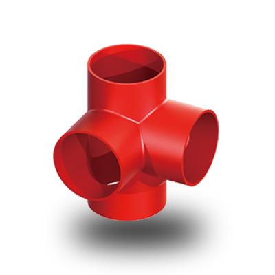 <em style='color:red'>左</em>立体<em style='color:red'>四通</em>4×4×2图片