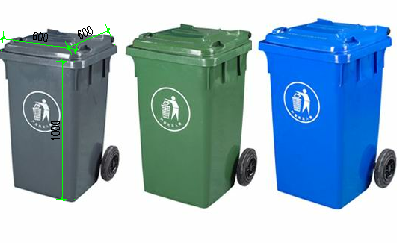生活垃圾桶图片