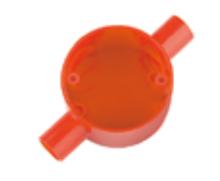 <em style='color:red'>PVC</em>双直通<em style='color:red'>暗装灯头盒</em>图片